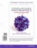 Elementary And Middle School Mathematics Book PDF