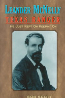 Leander McNelly  Texas Ranger PDF