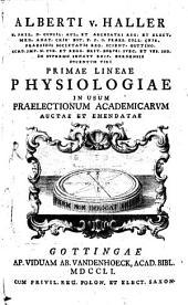 Primae lineae physiologiae