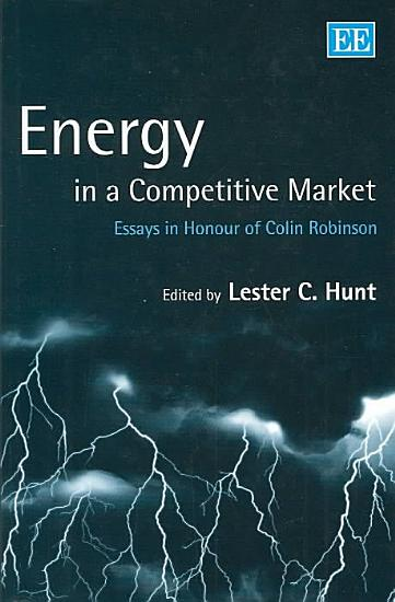 Energy in a Competitive Market PDF