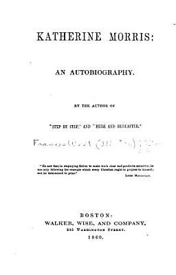 Katherine Morris  an Autobiography PDF