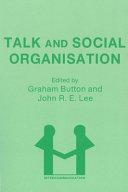 Talk and Social Organisation