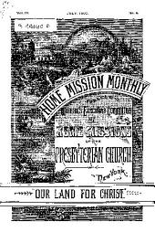 Home Mission Monthly: Volume 4, Issue 9