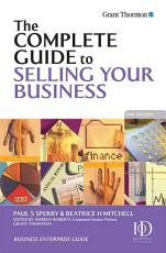 The Complete Guide to Selling Your Business PDF