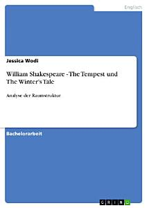 William Shakespeare   The Tempest und The Winter   s Tale PDF