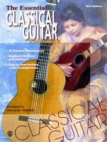 The Essential Classical Guitar Collection PDF