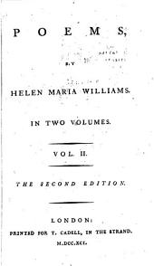 Poems: Volume 2