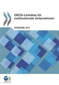 OECD Leits  tze f  r multinationale Unternehmen PDF