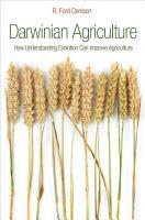 Darwinian Agriculture PDF