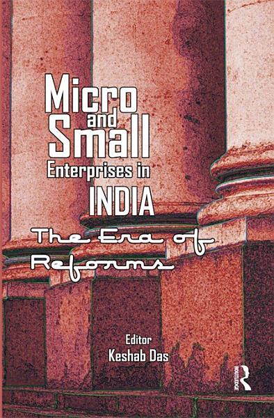 Micro and Small Enterprises in India PDF