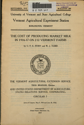 Cost of producing ma