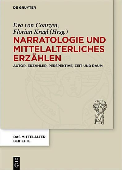 Narratologie und mittelalterliches Erz  hlen PDF