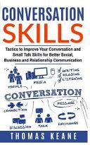 Conversation Skills PDF