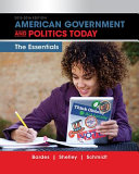 American Government and Politics Today  Essentials 2015 2016 Edition PDF