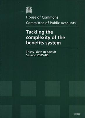 Tackling the Complexity of the Benefits System PDF