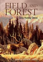 Field and Forest PDF