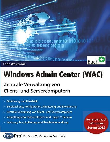 Windows Admin Center  WAC  PDF