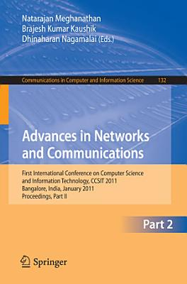 Advances in Networks and Communications PDF