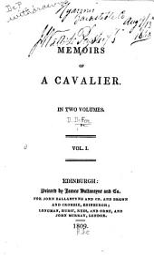 Memoirs of a Cavalier: Volume 1