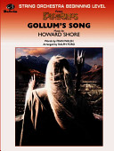 Gollum S Song From The Lord Of The Rings Book PDF