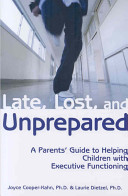 Late  Lost and Unprepared Book