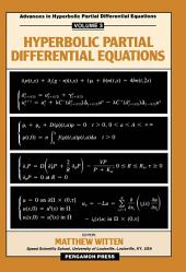Hyperbolic Partial Differential Equations: Modern Applied Mathematics and Computer Science