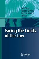 Facing the Limits of the Law PDF