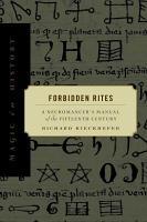 Forbidden Rites PDF