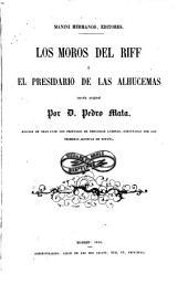 Los Moros del Riff, ó, El presidario de las Alhucemas