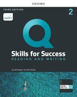 Q  Skills for Success 3E Level 2 Reading and Writing PDF