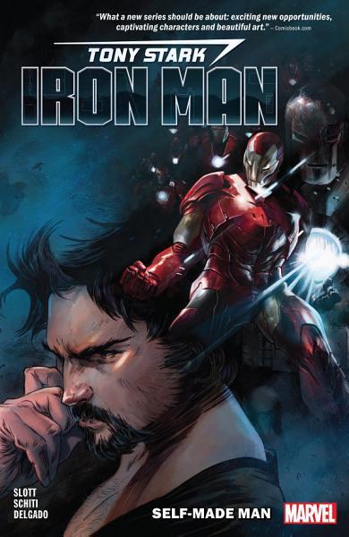 Download Tony Stark Book