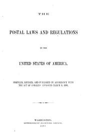 The Postal Laws and Regulations