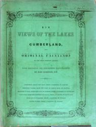 Views Of The Lakes In The North Of England From Original Paintings By The Most Eminent Artists Book PDF