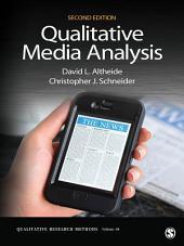 Qualitative Media Analysis: Edition 2