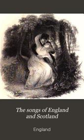 The songs of England and Scotland