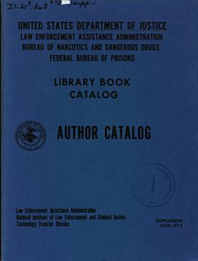 Library Book Catalog PDF