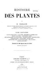 Histoire des plantes