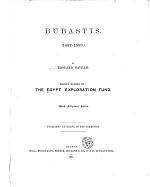 Memoir of the Egypt Exploration Fund