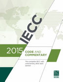 2015 International Energy Conservation Code Commentary PDF