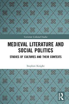 Medieval Literature and Social Politics PDF
