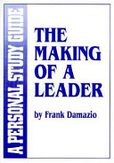 The Making of a Leader Study Guide PDF