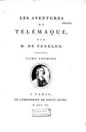Les Aventures de Telemaque: Volume1