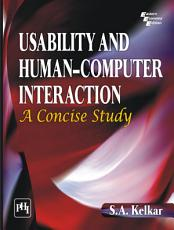 USABILITY AND HUMAN   COMPUTER INTERACTION PDF