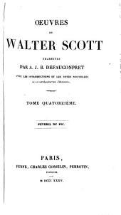 Oeuvres de Walter Scott: Volume14