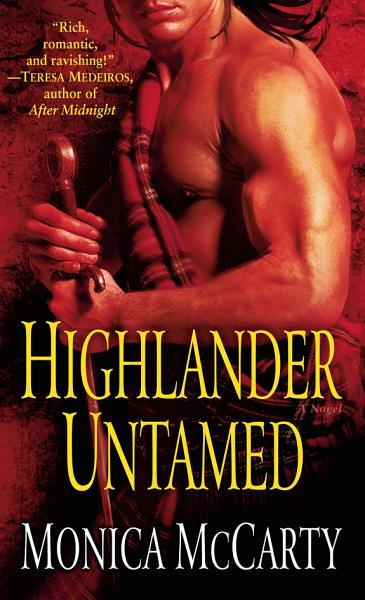 Download Highlander Untamed Book