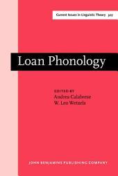 Loan Phonology