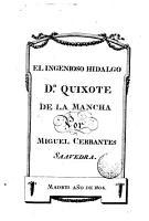 Historia de D  Quixote de la Mancha 4 PDF