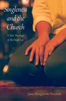 Singleness and the Church PDF