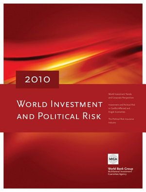 World Investment and Political Risk 2010 PDF