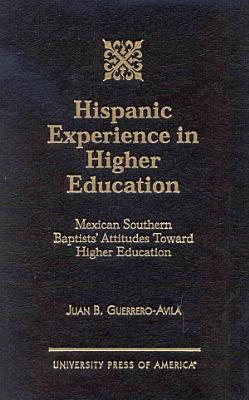 Hispanic Experience in Higher Education PDF